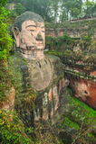 Leshan Giant Buddha, Sichuan. Stock Images
