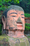 Leshan Giant Buddha, Sichuan, China Stock Photos