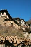 Leshten village  in Bulgaria Stock Photo
