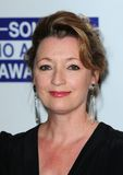 Lesley Manville Stock Image