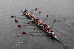 Lesley University  Women's Crew Royalty Free Stock Photos