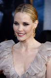 Leslie Bibb. At the World Premiere of `Iron Man 2` held at the El Capitan Theater in Hollywood, California, United States on April 26, 2010 Stock Images