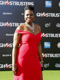 Leslie Jones. At the World premiere of 'Ghostbusters' held at the TCL Chinese Theatre in Hollywood, USA on July 9, 2016 royalty free stock photos