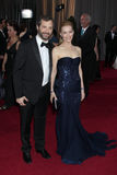 Leslie Mann, Judd Apatow Stock Images