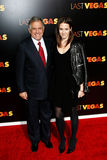 Leslie Moonves, Sara Moonves Stock Images