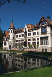 Lesna Schloss Stockfotos