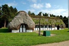 lesoe сельского дома Стоковое Изображение RF