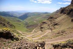 Lesotho Obrazy Royalty Free