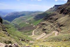 Lesotho Royaltyfri Fotografi