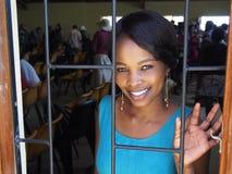 LESOTHO GIRL Royalty Free Stock Photos
