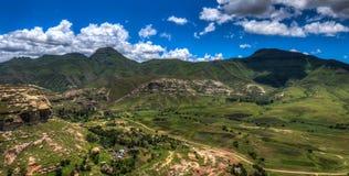 Lesotho Landscape Royalty Free Stock Images