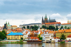 Free Lesser Town And Castle District (Hradcany) In Prague Royalty Free Stock Photo - 49241365