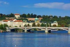 Lesser Town,Prague Castle, Prague, Czech Republic Royalty Free Stock Images