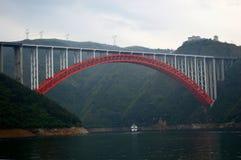 Lesser Trzy wąwozów most obrazy stock