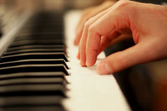 lession клавиатуры Стоковые Фотографии RF