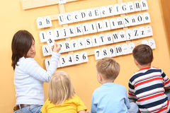 Lesson Stock Photo