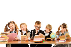 During the lesson Stock Images