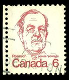 Lester Bowles Pearson royalty free stock photos