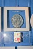 Lester Piggott Handprint Royalty Free Stock Images