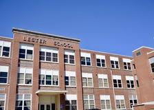Lester School Memphis, Tennessee arkivbilder