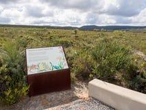 Lesueur国家公园,西澳州 库存图片