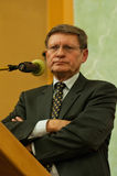 Leszek Balcerowicz Στοκ Εικόνες