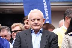 Leszek Miller Fotografia de Stock