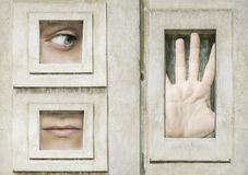 Let me out Stock Photos