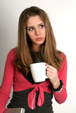 Let me ponder that over coffee Stock Image