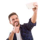 Let me take a selfie! Stock Image
