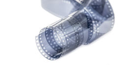 Let the old film Royalty Free Stock Photography