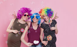 Let the party begin! Royalty Free Stock Photos