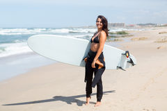 Let's catch some waves! Stock Photography