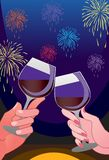 Let's Celebrate! Royalty Free Stock Photo