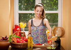 Let's cook! Stock Photography