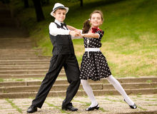 Let S Dance! Royalty Free Stock Image