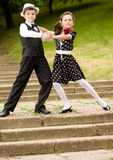 Let S Dance! Royalty Free Stock Photo