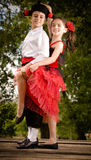 Let's dance! Stock Images