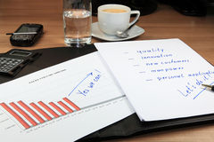 Let's do it!. Master the economic crisis together Stock Photo