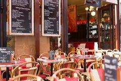 Let`s eat in Paris! Royalty Free Stock Image