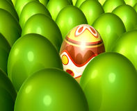 Let S Find The Easter Egg Royalty Free Stock Photography