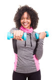 Let's get into shape! Stock Photography