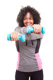 Let's get into shape! Royalty Free Stock Images