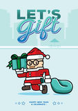 Let's gift Stock Images