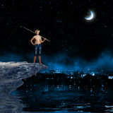 Let's go fishing Stock Images