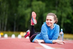 Free Let`s Go Running Royalty Free Stock Photo - 57904425