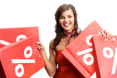 Let�s go on sale Stock Photo