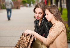 Let's go shopping! Royalty Free Stock Images