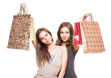 Let's go shopping! Stock Photos