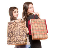 Let's go shopping! Royalty Free Stock Image